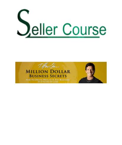 T. Harv Eker - Million Dollar Business Secrets