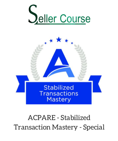 ACPARE - Stabilized Transaction Mastery - Special