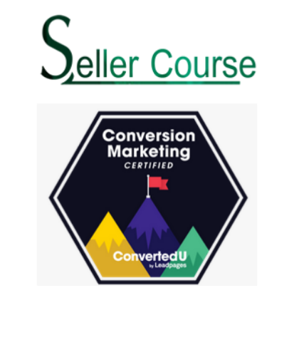 """Leadpages - Conversion Marketing Certification Program """