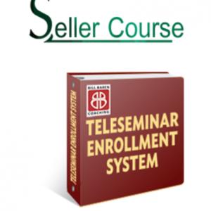 Bill Baren - Teleseminar Enrollment System