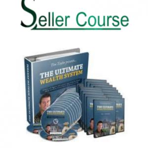 Tim Taylor - Ultimate Wealth System Self - Study Program