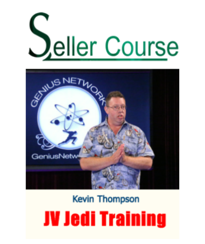 Kevin Thompson - JV Jedi Training