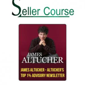 James Altucher - Altucher's Top 1% Advisory Newsletter