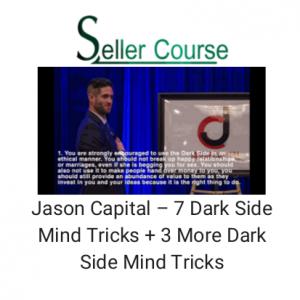Jason Capital – 7 Dark Side Mind Tricks + 3 More Dark Side Mind Tricks
