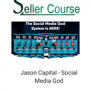 Jason Capital - Social Media God