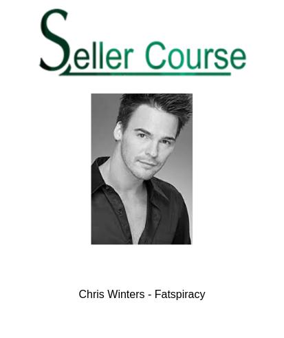 Chris Winters - Fatspiracy
