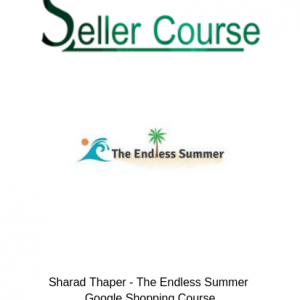 Sharad Thaper - The Endless Summer Google Shopping Course