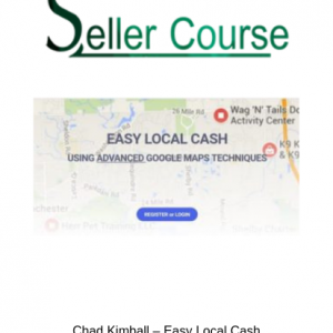Chad Kimball – Easy Local Cash