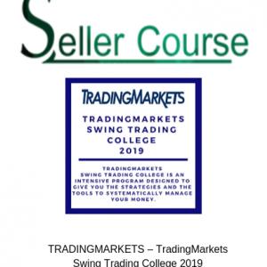 TRADINGMARKETS – TradingMarkets Swing Trading College 2019
