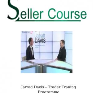 Jarrad Davis – Trader Traning Programme