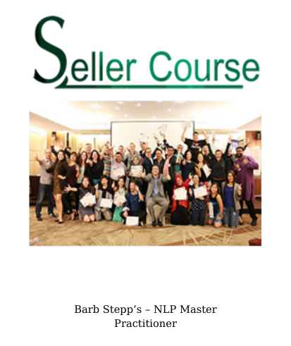 Barb Stepp's - NLP Master Practitioner - Seller course online