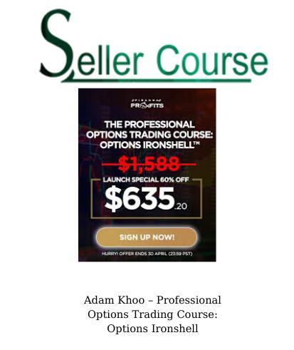 Options trading course dallas