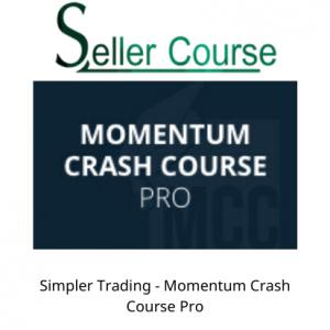 Simpler Trading - Momentum Crash Course Pro