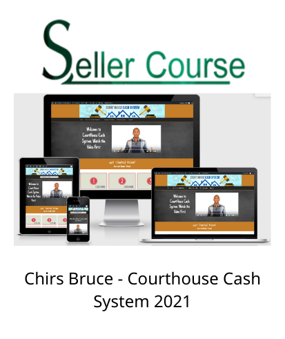 Chirs Bruce - Courthouse Cash System 2021